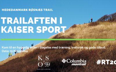 Trailaften i Kaiser Sport