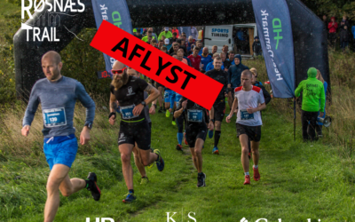 HedeDanmark Røsnæs Trail 2020 er aflyst